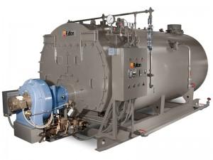 промышленное отопление на отработанном масле